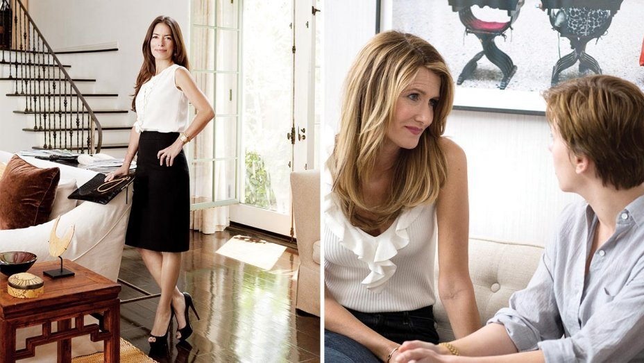 Laura Dern in Marriage Story, Celebrity Divorce Attorney Laura Wasser