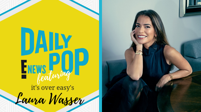 Celebrity divorce attorney Laura Wasser shares divorce insights with E! News Daily Pop