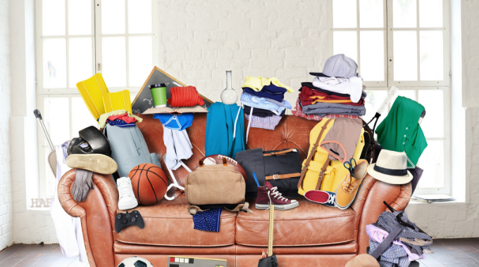 Get organized with these declutter tips for divorcees.