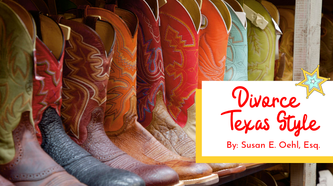 """A """"How-To"""" Guide to Divorce in Texas"""